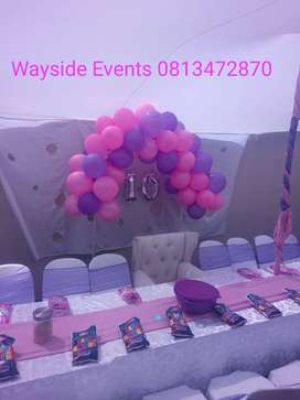 Wayside Balloons and Décor