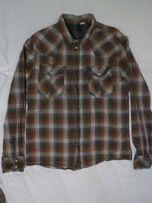 Męska koszula H&M - rozmiar L (Reserved, Cropp, House, Zara, Carry)