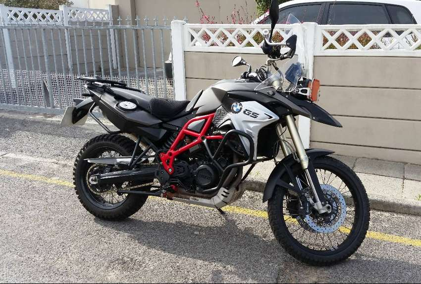 BMW GS Facelift F Series 800 0