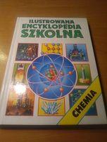 Książka - Ilustrowana encyklopedia szkolna (CHEMIA)