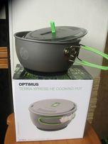 Котелок OPTIMUS Terra Xpress HE Cooking Pot with Lid - 1.75L. Новый,