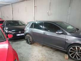 Stripping golf 7 and 7.5 gti and r line