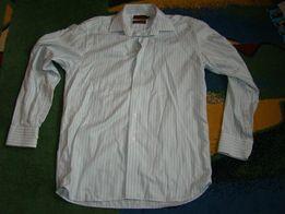 """Męska koszula w paski marks&spencer roz. 39-40, 15 1/2"""""""