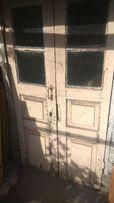 двери дрова