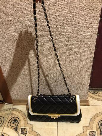 Продам чёрную сумку Александрия - изображение 2