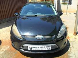 2009 ford fiesta 1.4 with 81000km