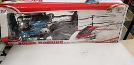Remote controlled scale helicopter