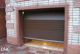 Секционные ворота,откатные и распашные,ALUTECH и DoorHan. Автоматика