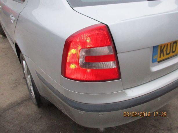 Zderzak tył kompletny z belką,czujniki parkowania, ładny W-wa kol:9101 Warszawa - image 6