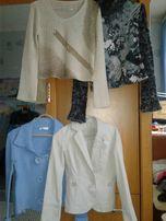 Кофта теплая нарядная пиджак свитер блузка свитшот кардиган гольфик 36
