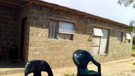 House for sale 3Bedroom , 2Bathroom Kitchen also a passage at Kabokeni