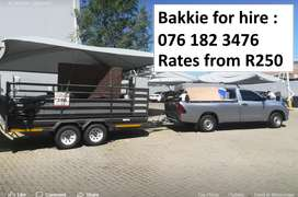 For deliveries and removals