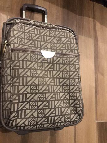 Nowa walizka podręczna kabinowa Anna Klein Warszawa - image 1