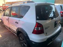 Nissan Livina X-Gear Stripping For Spares
