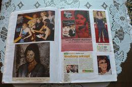 Sophia Loren - zeszyt kolekcjonerski