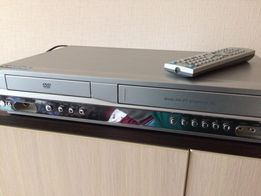 Продам DVD-плеер LG (караоке + кассеты)