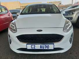 2019 Ford Fiesta 1.2 Ecoboost Manual