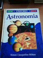 """Książka """"Astronomia oxford Młodym"""" 2 idealnym stanie"""