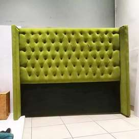 Headboards  (singles , 3/4 ,doubles ,queens  & king sizes )