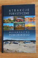 Książka - Atrakcje turystyczne województwa POMORSKIEGO