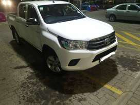 Toyota Hilux 2.4 gd-6 for Sale