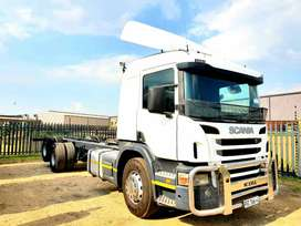 Scania P310 marked down