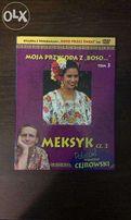 """""""Moja przygoda z boso..."""" Meksyk cz.2 DVD"""