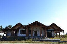 Продам недостроенный дом около леса, 290 м.кв. 20 сот.земли Торг