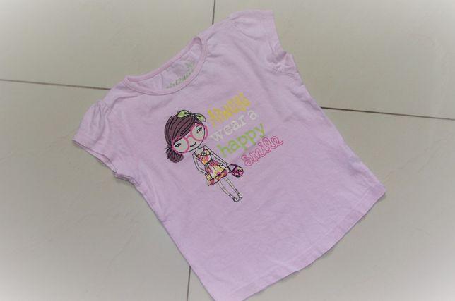 Dziewczynka 98: sukienki bluzki podkoszulki tuniki Mińsk Mazowiecki - image 5