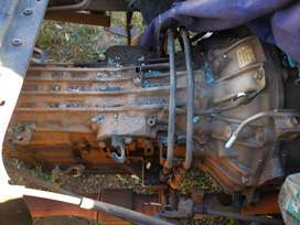 2012 Hino NO4CT Automatic Gearbox.
