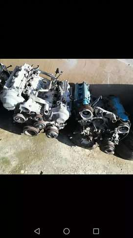 5× 1uz engines Lexus v8
