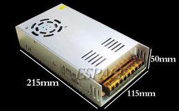 Блок питания 48V вольт 480W ватт для ЧПУ(CNC) импульсный
