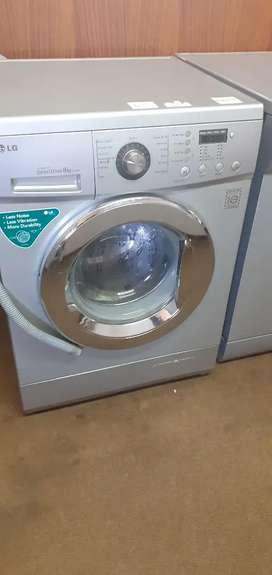 LG fully automatic washing machine for sale