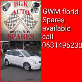 HWM Florid spare parts available