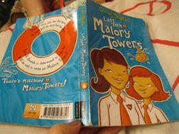 английский язык книга enid blyton malory towers Энид Блиттон детский