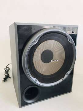 10inch Sony active subwoofer