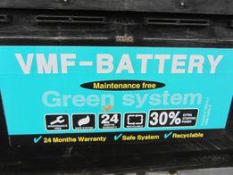 Akumulator VMF 74Ah 680A 12V Prawy plus