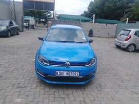 2015 polo tsi 1.2 with leather seat