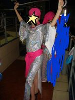 Платье для восточных танцев(саиди)