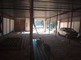 work shop to let for rent