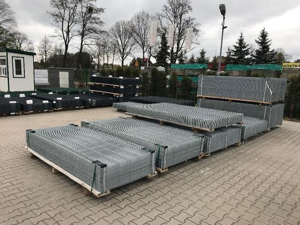 Panele ogrodzeniowe, systemy ogrodzeń-MONTAŻ OGRODZEŃ Radom - image 4
