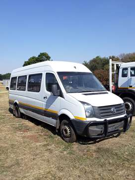 VW Crafter 22 seater
