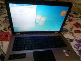 I'm selling My laptop HP.Pavilion dv6,,_R 4500 around polokwane