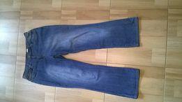jeansy damskie bootcut BPC bonprix roz.46