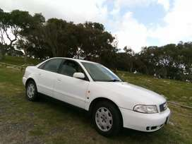 Audi A4 1.8 to trade or swop