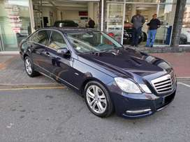 2011 Mercedes-Benz E Class E350 CDI BE Avantgarde