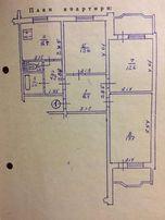 Продам 3-кімнатну квартиру в Брошнів-Осада