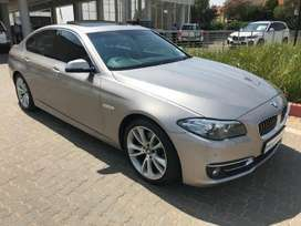 2015 BMW 5 Series 520d Luxury For Sale