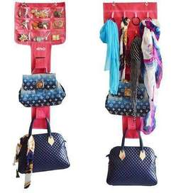 Bags Jewelery Scarves admission finishing bag