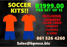 Sports Kits for sale